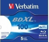 BD-R XL VERBATIM 100GB