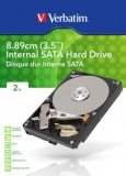 "VERBATIM 3.5"" Internal HDD SATA III 2TB"