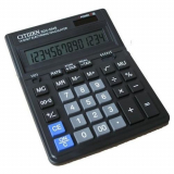 Calculator de birou 14 DIG CITIZEN
