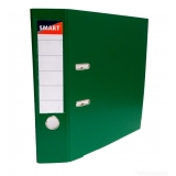 BIBLIORAFT A4 7.5 CM PLASTIFIAT VERDE SMART