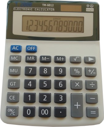 CALCULATOR 12 DIG. T 2000