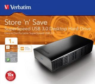 "VERBATIM 3.5"" HDD 1TB CAMBRIDGE"