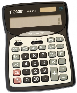 Calculator de birou 16 DIG T 2000