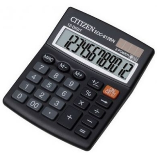 Calculator de birou 12 DIG CITIZEN